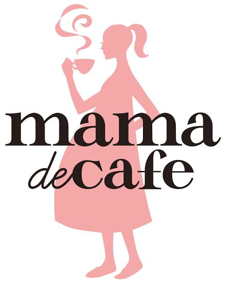 mama de cafeロゴ